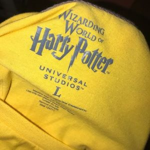 Universal Shirts - Hufflepuff T-shirt